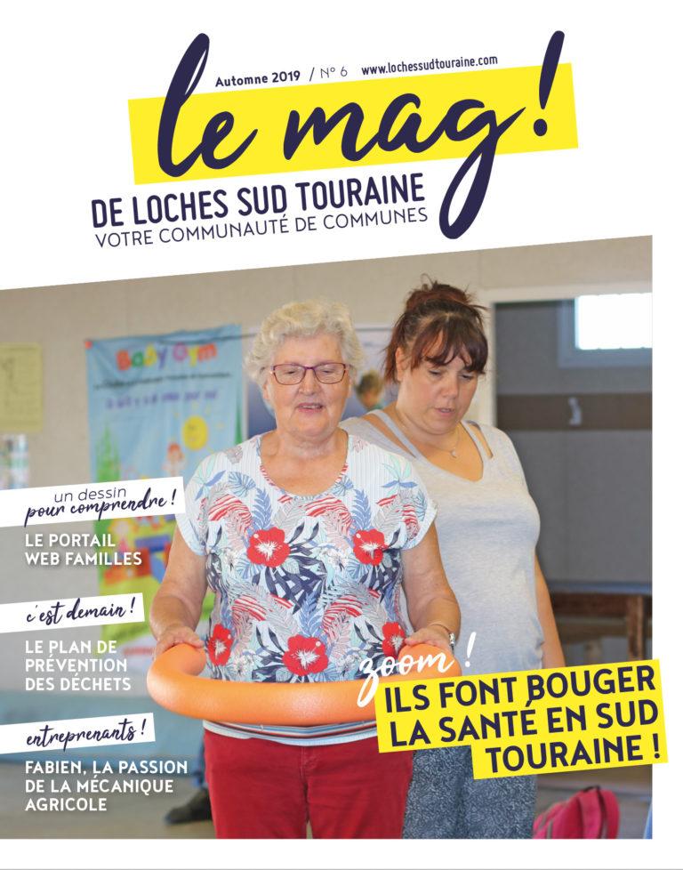 Le Mag de Loches Sud Touraine numéro 6